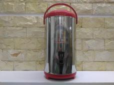 12公升茶湯保溫桶-紅色