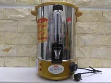 18公升恆溫插電茶湯保溫桶-金色
