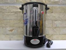 18公升恆溫插電茶湯保溫桶-黑色
